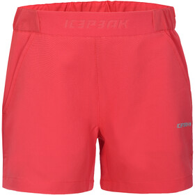 Icepeak Kechi Shorts Boys, hot pink
